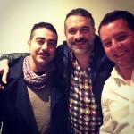Fabio Tosti DJ Meme and Fabrizio