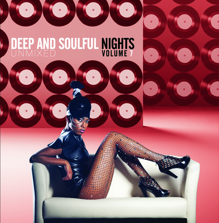 Deep and Aoulful Nights Vol.6 - Booklet