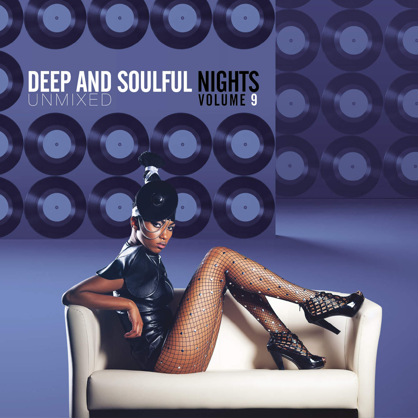 Deep and Aoulful Nights Vol.8 - Booklet